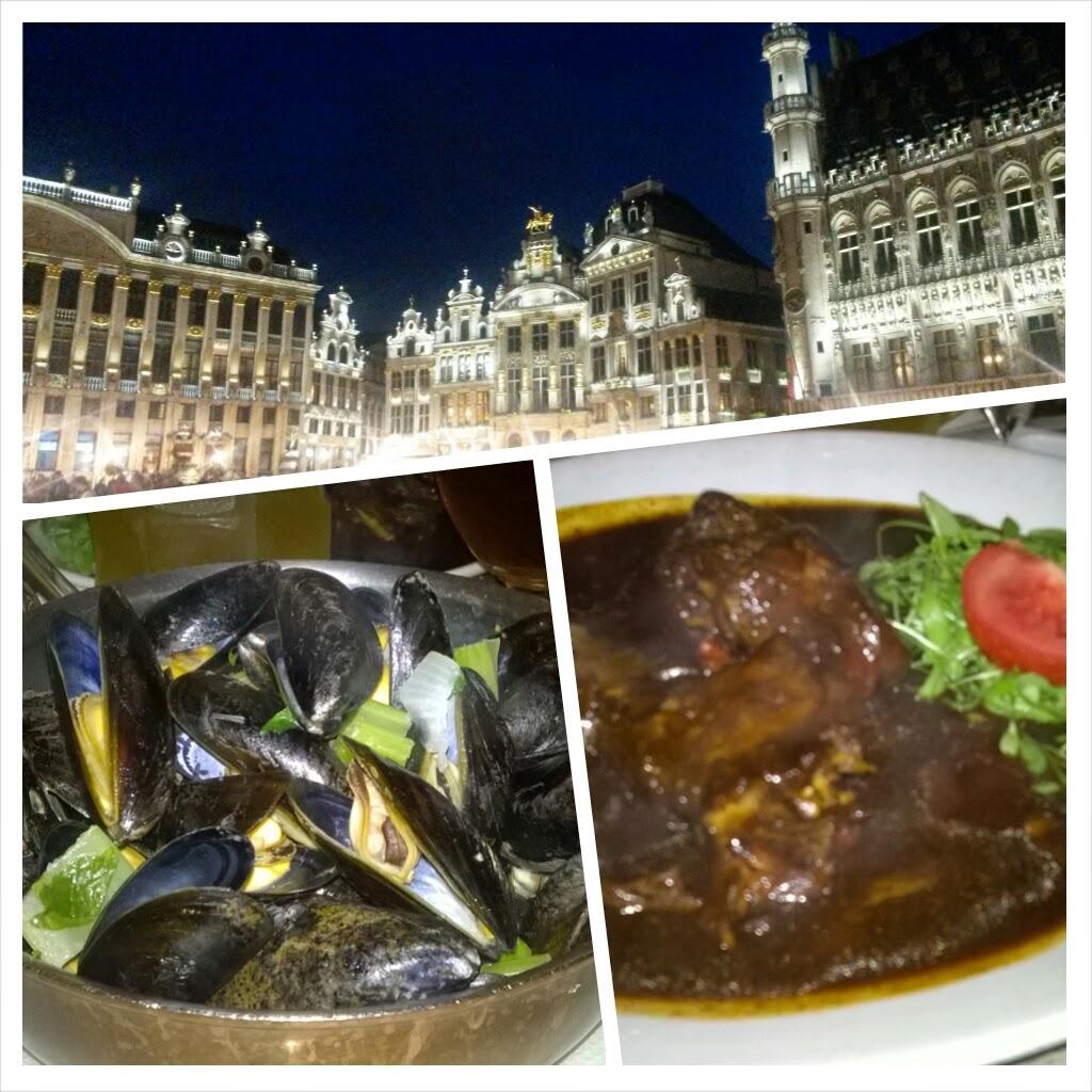 Bruxelles: inaspettatamente golosa