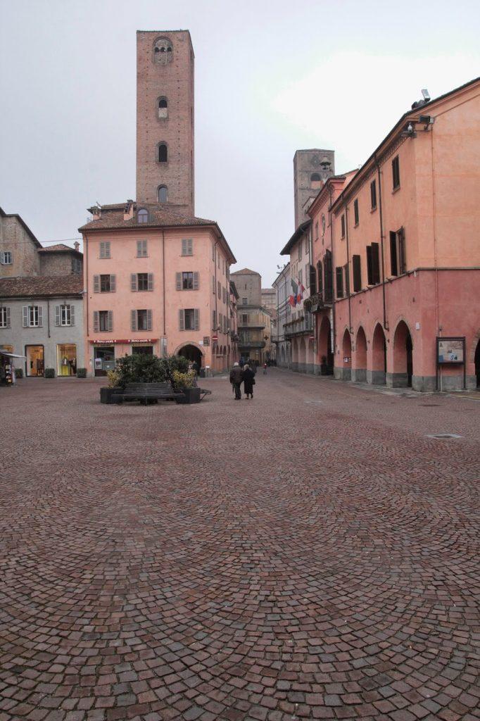 Piazza Risorgimento Alba