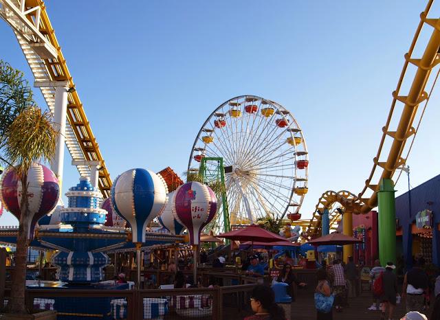 Pacific Park - Santa Monica Pier
