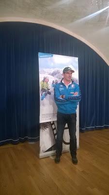 Sciare con gusto Alpi Cuneesi Armin Zoeggeler