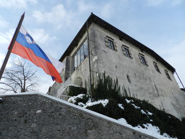 Blejski Grad, il Castello di Bled