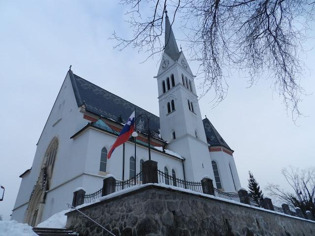 Chiesa parrocchiale di S.Martino, Bled