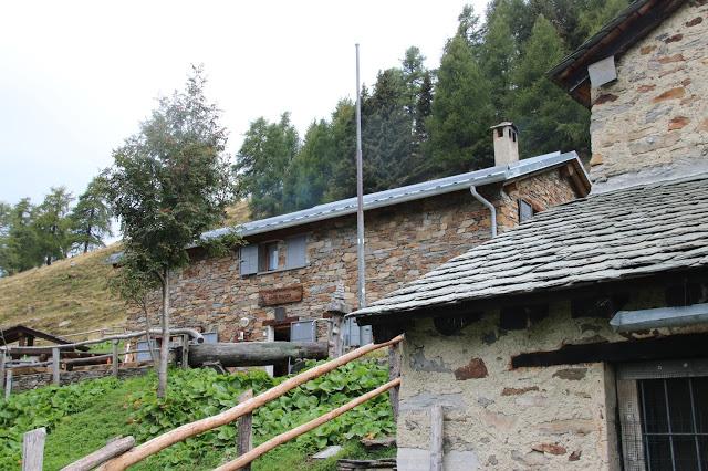 Rifugio Alpe Piazza e Casera di Stagionatura del Bitto