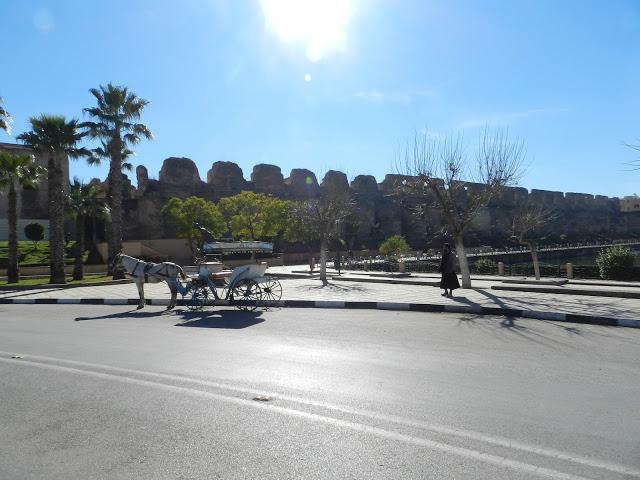Meknes la città imperiale