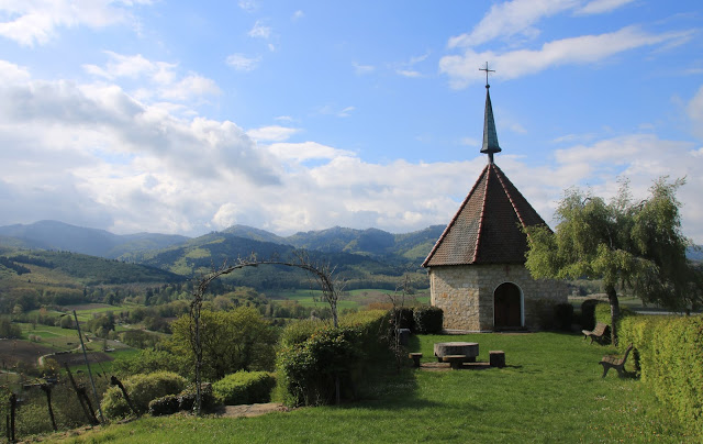 Olbergkapelle di Ehrenkirchen