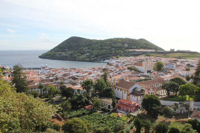 Angra do Heroismo e Monte do Brasil