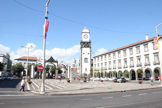 Ponta Delgada, Praça Gonçalo Velho