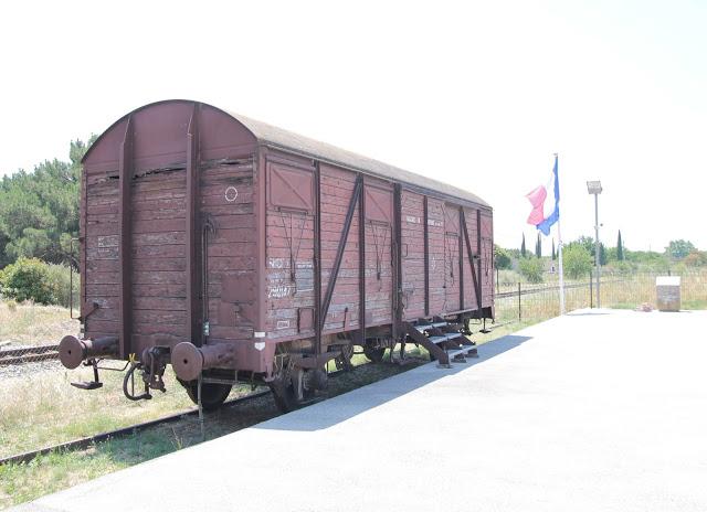 Site Mémorial du Camp des Milles