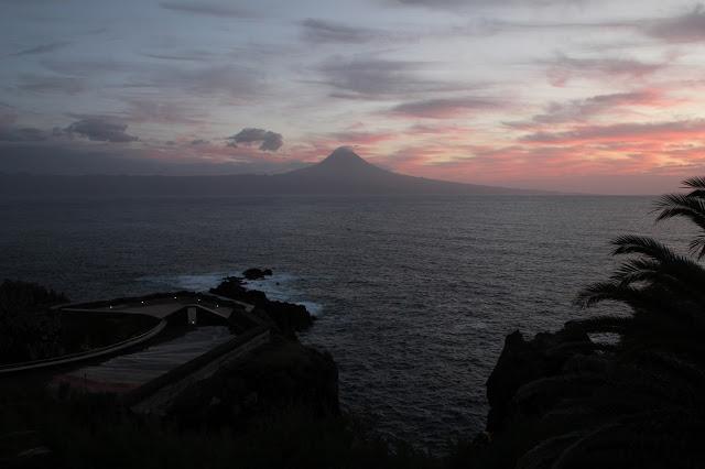 Tramonto vista Pico