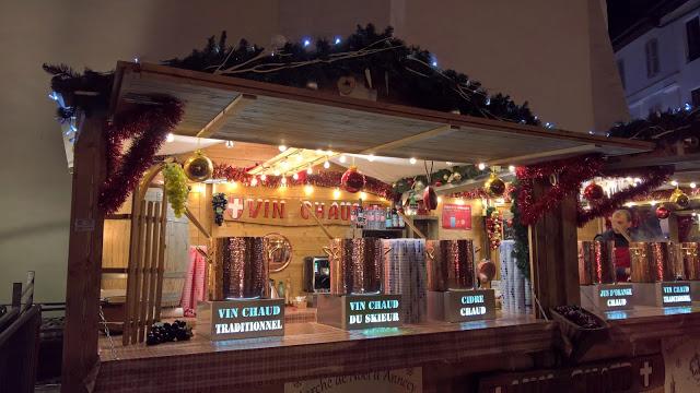 Mercatini di Natale e Vin Chaud