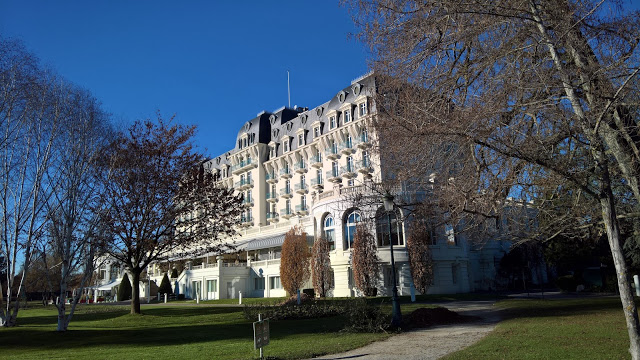 Imperial Palace Hotel, Centro congressi e Casinò