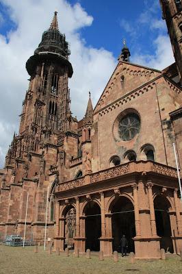 La cattedrale di Freiburg