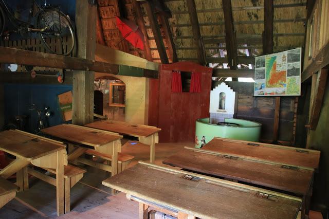 La scuola del villaggio della Foresta Nera