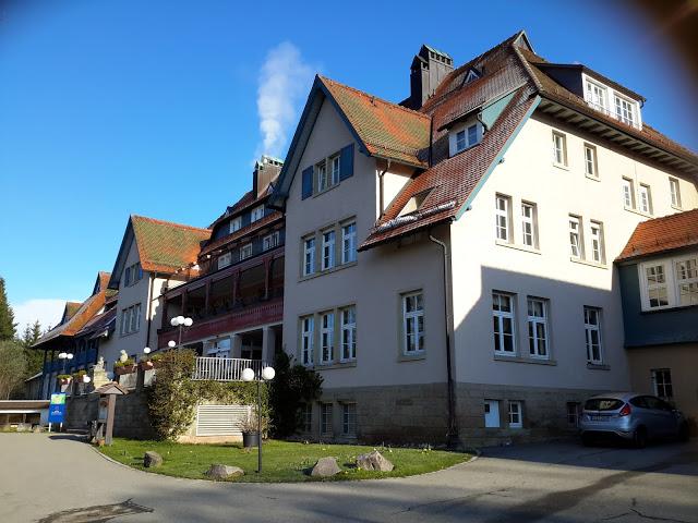 Lo Schwarzwald Parkhotel di Konigsfeld