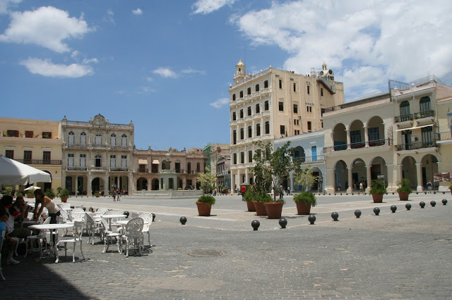 Plaza Veja La Habana - Cuba