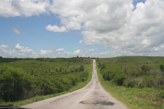 Strada per Trinidad
