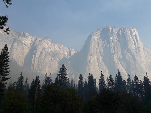 El Captain uno dei volti più famosi dello Yosemite National Park